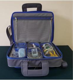 Набір діагностичних систем сімейного лікаря з функцією телемедицини