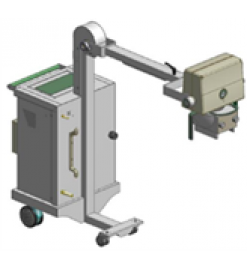 Система радіографічна мобільна RAFALE