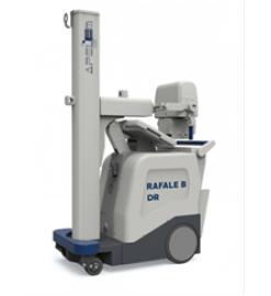 Система радіографічна мобільна (повністю цифрова) RAFALE DR