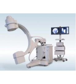 C-арка (установка флюороскопічна / радіографічна мобільна) + DSA (цифрова субтракційна ангіографія) EVO R+ DIS 1000
