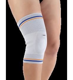 Бандаж на коленный сустав с силиконовой подушечкой №103,LUXOR,Турция