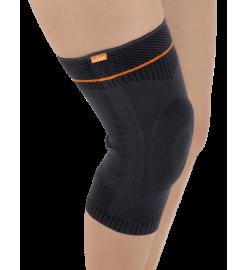 Бандаж на коленный сустав с силиконовой подушечкой и ребрами жесткости №104,LUXOR,Турция
