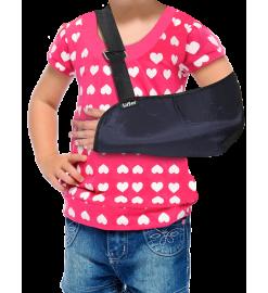 Бандаж поддерживающий для руки детский №411,LUXOR,Турция