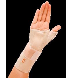 Бандаж на лучезапястный сустав с поддержкой большого пальца №504,LUXOR,Турция