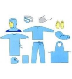 Комплект одежды противоэпидемический №1,стерильний, ТК