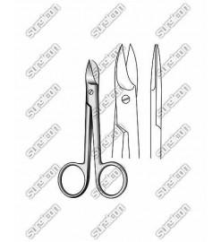 Ножиці Crown-Beebee, 10cм/4, гострий/гострий, прямі