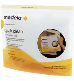 Пакети для стерилізації в мікрохвильовій печі, 5 шт., Medela, Швейцарія