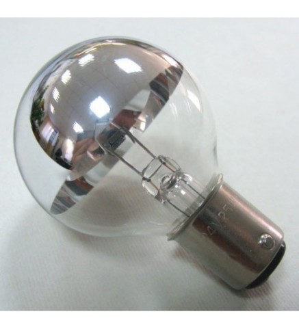 Лампа накалювання з дзеркальною поверхнею 24В 25Вт Китай