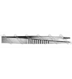 Скальпель (з гладкою ручкою) черевний 15см