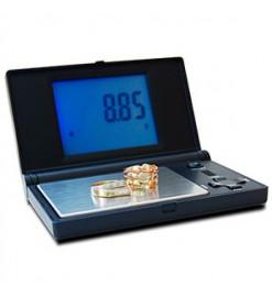 Весы карманные электронные Momert 6000, Венгрия
