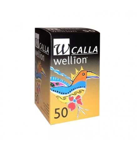 Тест-полоски Wellion Calla, 50 шт,Австрия