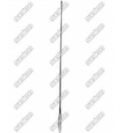 "Зонд хирургический пуговчатый с ушком,14 cм/(5-1/2)"",D 2мм, J-23-014, Surgicon"