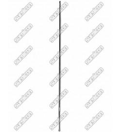 Зонд хирургический пуговчатый двусторонний J-23-028, 11,5 см, Surgicon