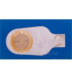 Калоприемник однокомпонентный, дренируемый, диаметр 10-70 мм, Alterna, Coloplast, Дания