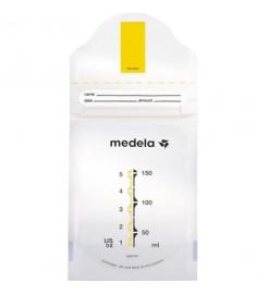 Пакети для зберігання молока, 2 шт., Medela, Швейцарія